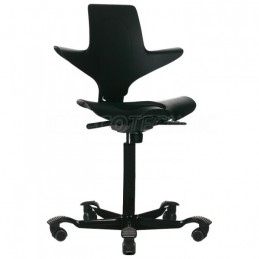 Ergonomic bench chair 'Puls 8010', seat height 38 - 51 cm