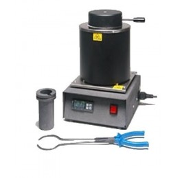 Electric furnace for...