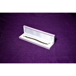 "Estuche ""Purple"" para pulsera 217x55 h21 mm"