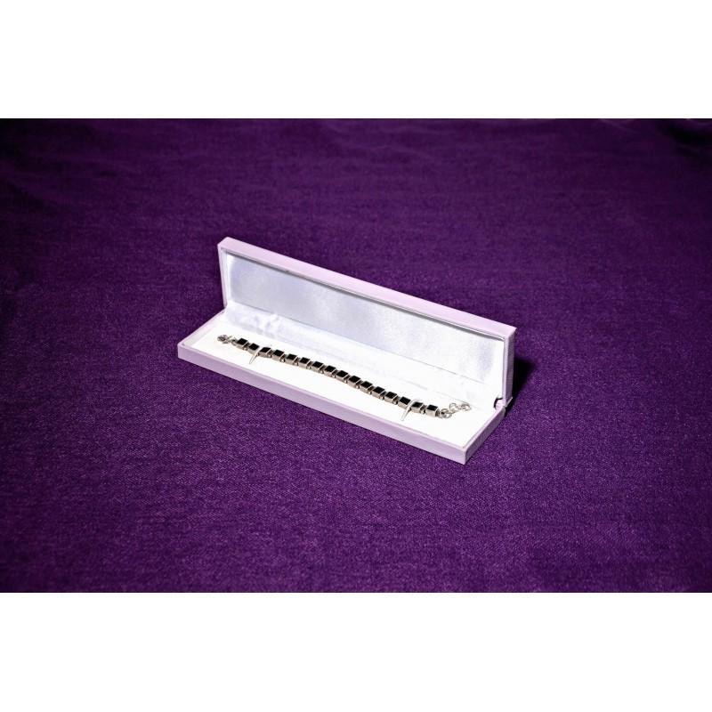 """Astuccio """"Purple"""" per bracciale 217x55 h21 mm"""