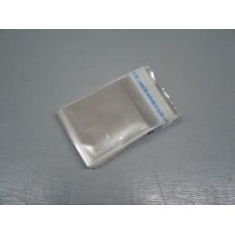 Crystal bug con chiusura adesiva 5x5 cm - confezione da 100 pezzi