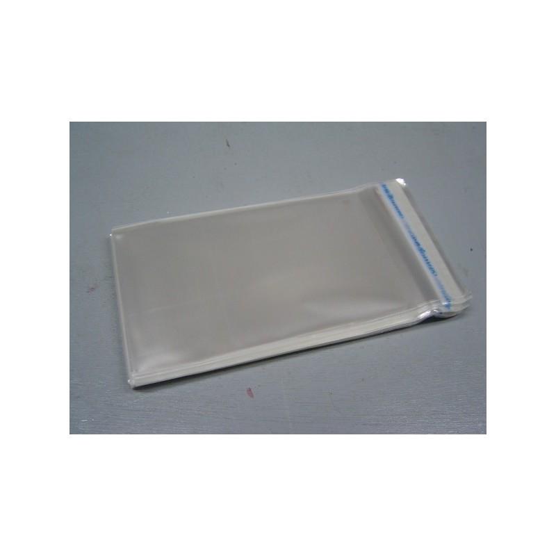 Crystal bug con chiusura adesiva 8x13 cm - confezione da 100 pezzi