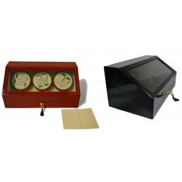 WW31013 Watch winder con 3...
