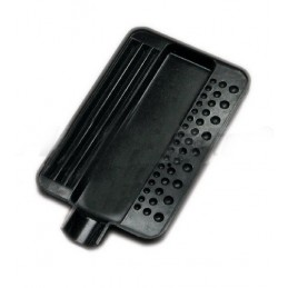 Black tray for threading...
