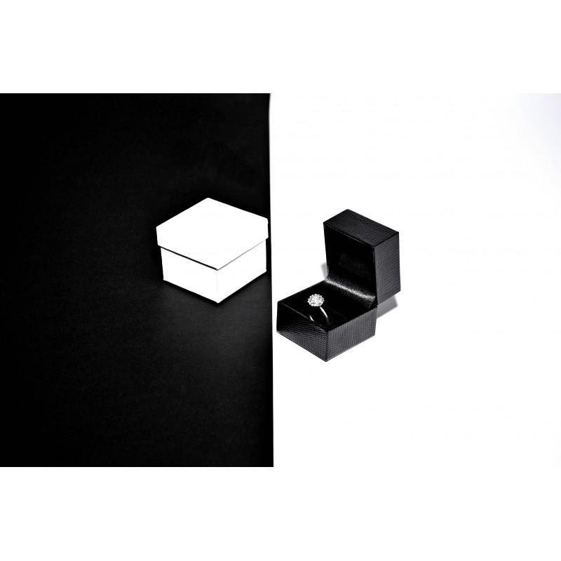 """Astuccio """"Lizard"""" per anello 50x50 h50 mm"""