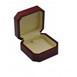 Wooden case for earrings /...