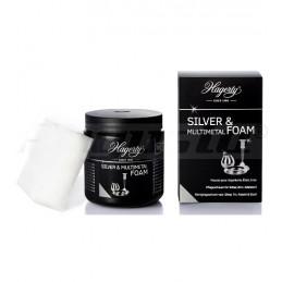 Silver cleaning foam,...