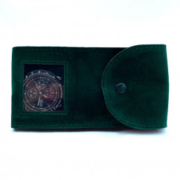 Watch bag with bellows in...