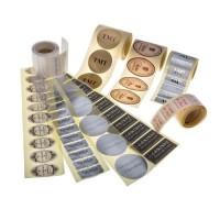 Sellos personalizados adhesivos