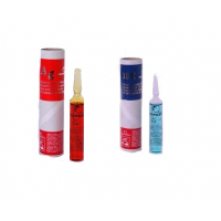 Refill vial reagents,