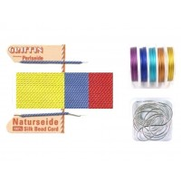 Professional equipment for stringing necklaces