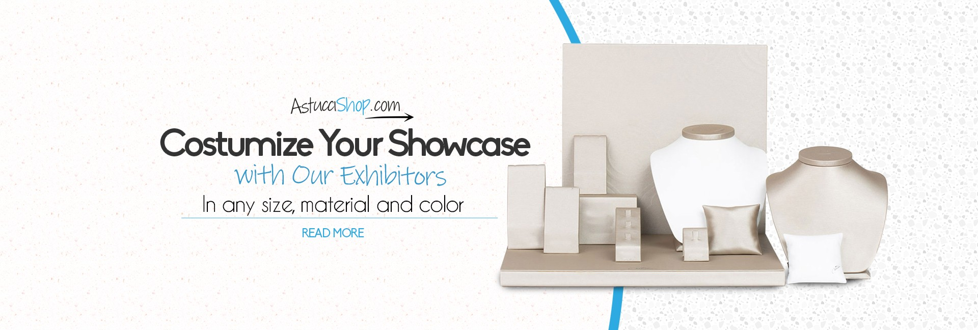 customize your showcase